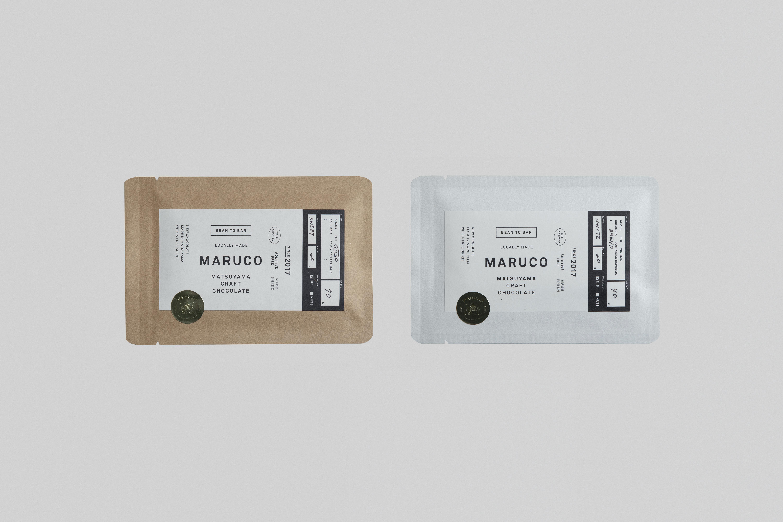 イメージ:MARUCO Matsuyama Craft Chocolate